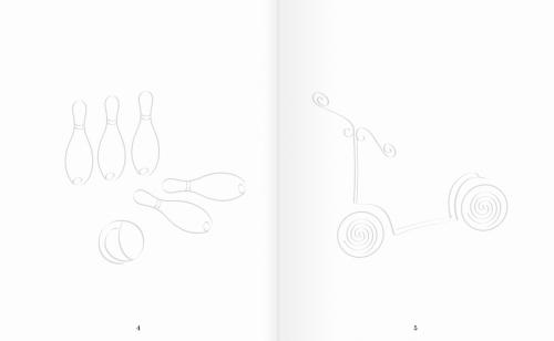 Тетрадь для каллиграфического рисования для детей шестилетнего возраста