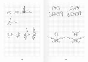 Церковнославянские прописи |и уроки орнамента. Часть 3