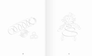 Тетрадь для каллиграфического рисования для детей пятилетнего возраста